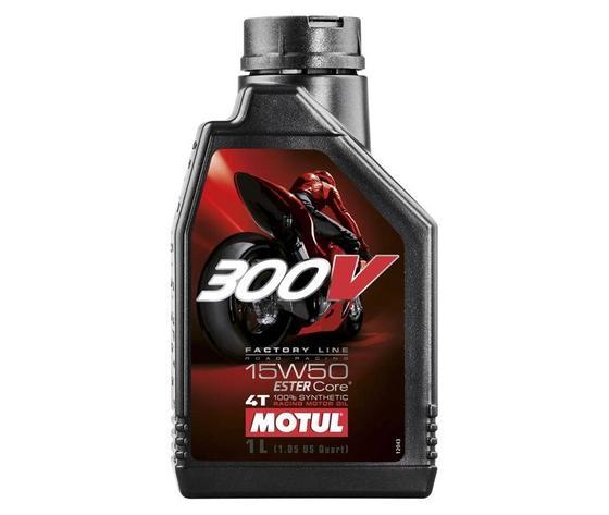 300V 15w50 Factory Line Road Racing Motul