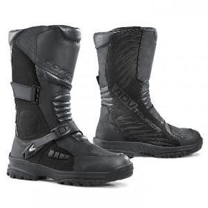 ADV TOURER BLACK STIVALI FORMA WATERPROOF