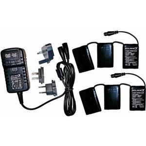 Kit batteria per guanti e calze 12 volt ‐ 3,0A Klan