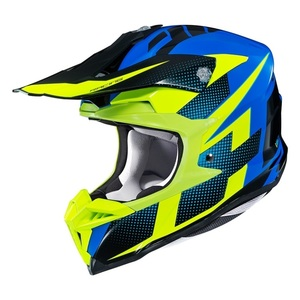I50 ARGOS MC23 CASCO CROSS HJC