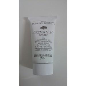 Crema viso eco bio olio argan