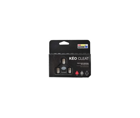 TACCHETTE PEDALI KE'O CLEAT ROAD CLEATS COMPATIBLE WITH KEO SYSTEM