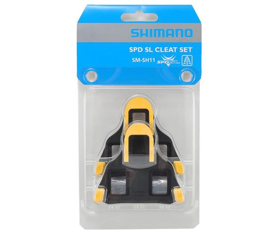 TACCHETTE FRENI SHIMANO SPD SL CLEAT SET SM/SH11