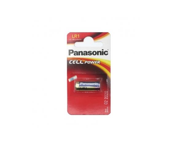 BATTERIA PANASONIC LR1