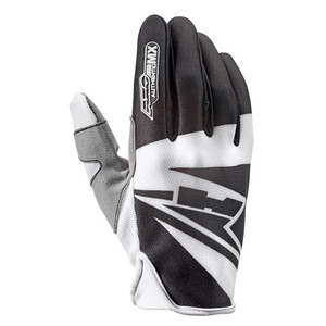 GUANTO SX AXO BLACK/WHITE