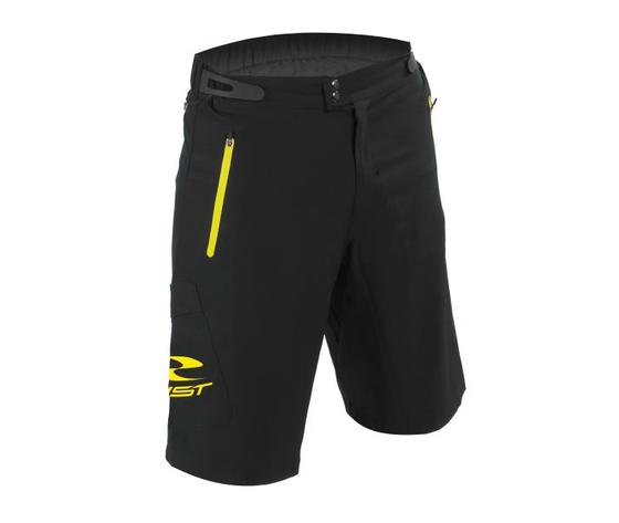 SHORT G -OUT GIST  GIALLO FLUO