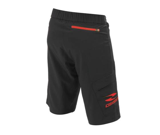 SHORT G -OUT GIST ROSSO