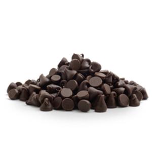 Goccine puro cioccolato fondente