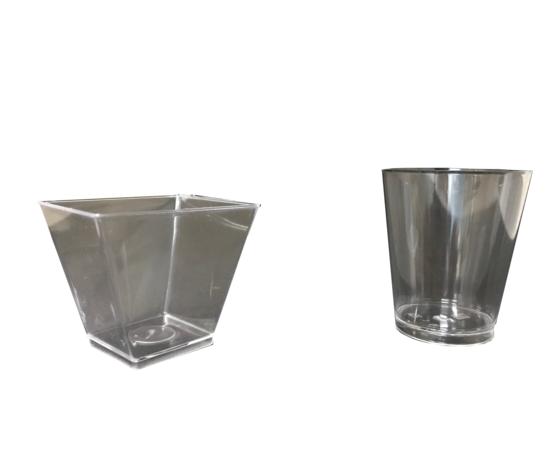 Bicchierini per mousse
