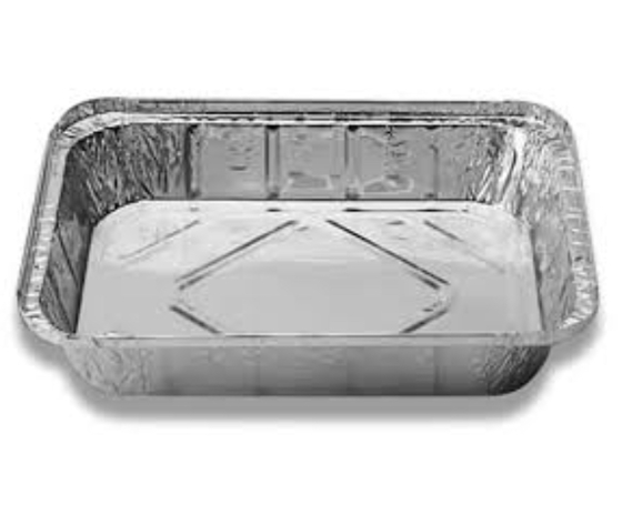Vaschette alluminio