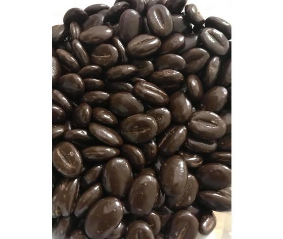 Chicchi di cioccolato al caffè