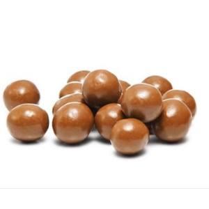 Pallini di cereali al cioccolato al latte