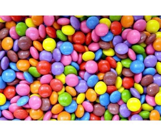 Mini lenti di cioccolato
