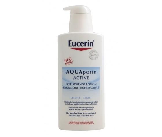 EUCERIN AQUAPORIN LIGHT CREMA CORPO 400 ML