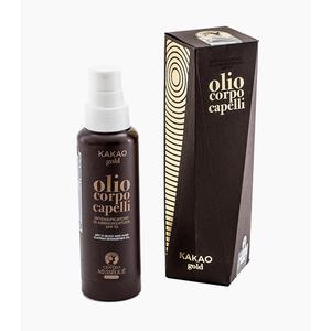 OLIO CORPO CAPELLI SPF 10 BALDAN