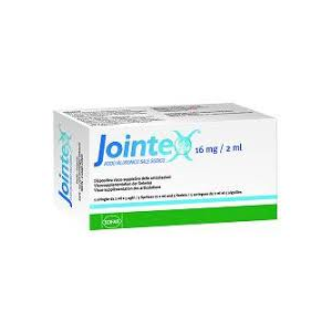 JOINTEX 5 SIRINGHE ACIDO IALURONICO 16MG/2ML SOFAR