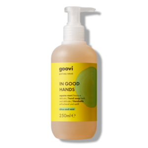 GOOVI IN GOOD HANDS SAPONE MANI 250 ML