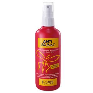 ANTIBRUMM FORTE SPRAY ANTIZANZARE E ZECCHE 150 ML