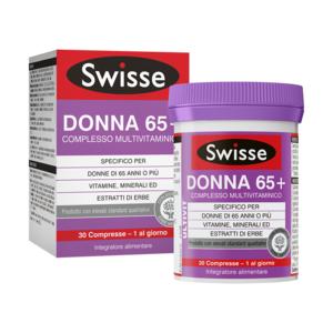 SWISSE MULTIVITAMINICO DONNA 65+ 30 CP