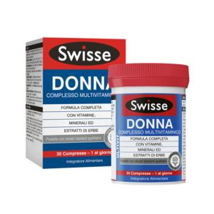 SWISSE MULTIVITAMINICO DONNA 30 CP
