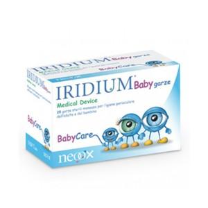 IRIDIUM BABY 28 GARZE OCULARI STERILI