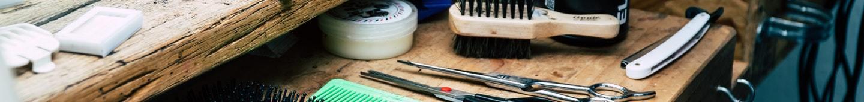 Barber brush person 897271