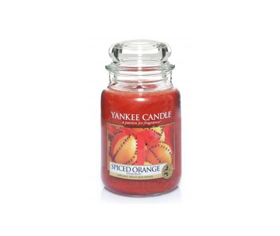 Yankee  candle Spiced Orange Giara Grande 623g