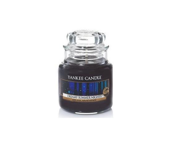 Yankee  candle giara piccola 104g dreamy summer nights