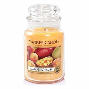 Yankee  candle Mango Peach Salsa Giara Grande 623g