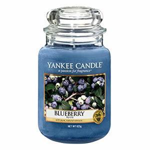 Yankee  Candle Blueberry  Giara Grande 623g