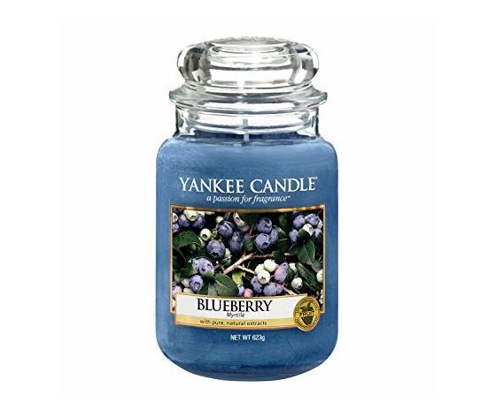 Yankee  candle giara grande 623g blueberry