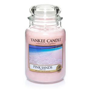 Yankee  candle Pink Sands Giara Grande 623g