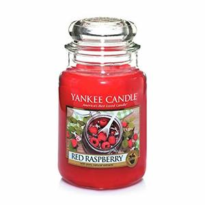 Yankee  candle Red Raspberry Giara Grande 623g