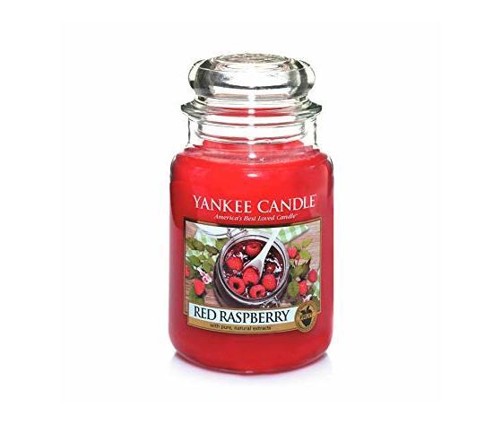 Yankee  candle giara grande 623g red raspberry