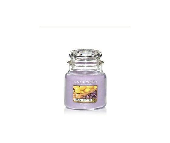 Yankee  candle giara media  411g lemon lavander