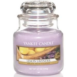 Yankee  candle Lemon Lavander Giara Piccola 104g