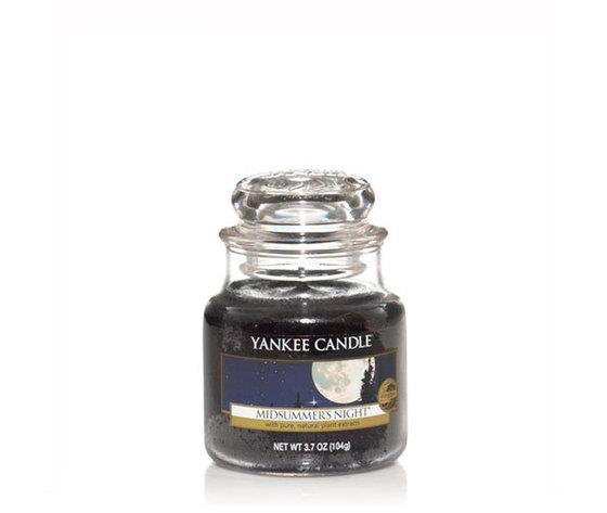 Yankee  candle giara piccola 104g midsummer's night