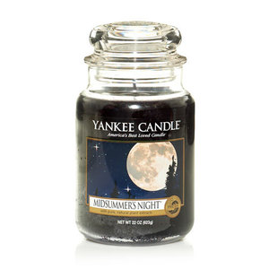 Yankee  candle Midsummer's Night Giara Grande 623g