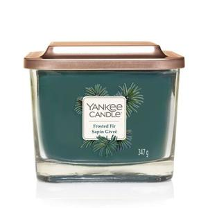 """Yankee  candle Linea Elevetion """" Frosted Fir"""" Giara Media 347g"""
