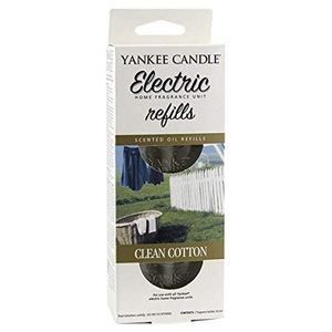 Yankee  candle Ricarica per Electric home Fragrance Clean Cotton