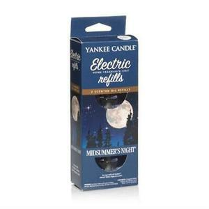 Yankee  candle Ricarica per Electric home Fragrance Midsummer's Night