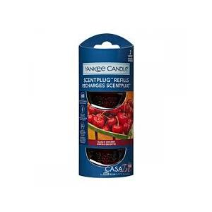 Yankee  candle Ricarica per Electric home Fragrance Black Cherry
