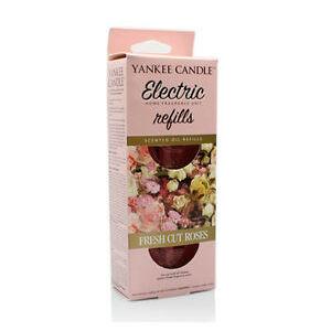 Yankee  candle Ricarica per Electric home Fragrance Fresh Cut Roses
