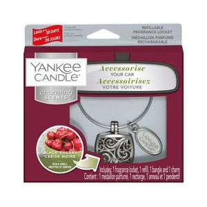 Yankee  candle Charming Scents Box per Auto Black Cherry