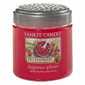 Yankee  candle Perle neutralizza odori Raspberry