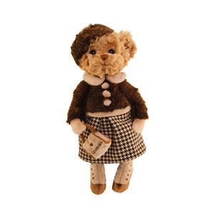 Peluche Nonna Eleonora Nonna orsetto con borsetta Bukowski