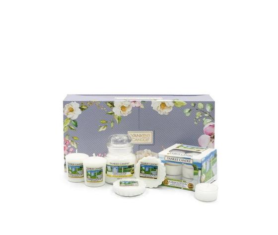 Gift fragrance set clean cotton