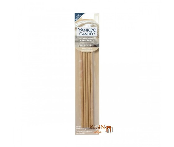 Pre fragranced reed refill warm cashmere