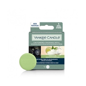 CAR POWERED FRAGRANCE REFILL VANILLA LIME