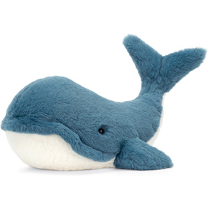 I AM MEDIUM WALLY WHALE